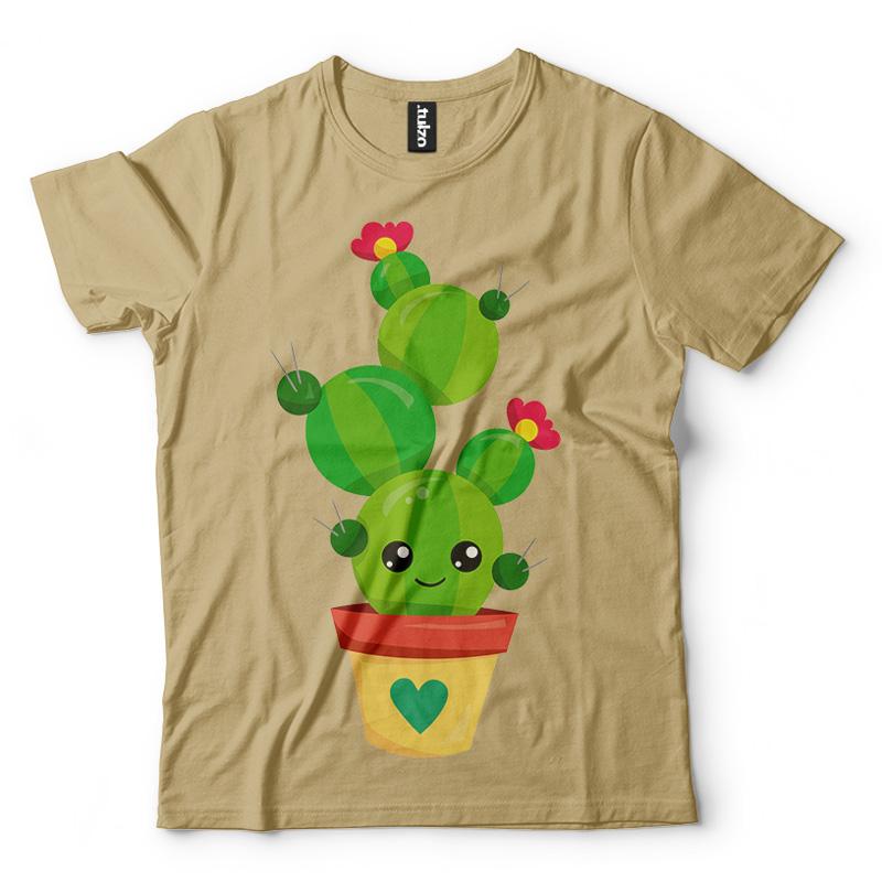 Srdce Kaktus - Tulzo