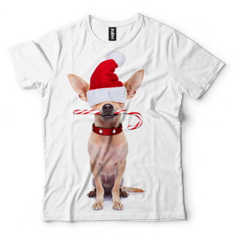 Chihuahua - Santa Claus - Tulzo