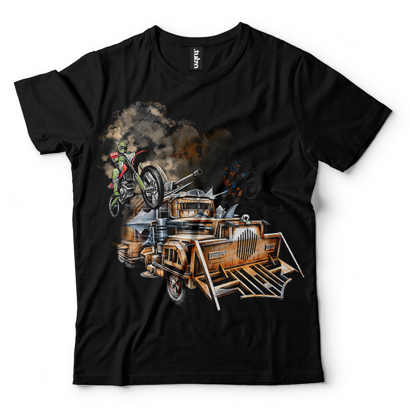 Mad Max - Tulzo