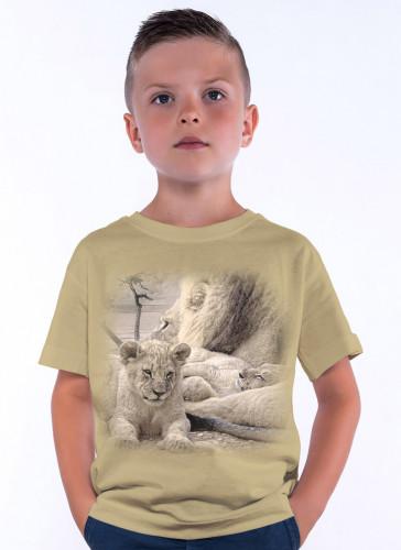 Lví rodina - Tulzo