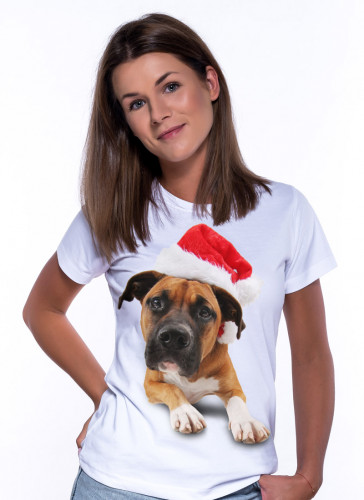 Boxer - Santa Claus - Tulzo