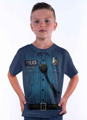 Police uniform - Tulzo